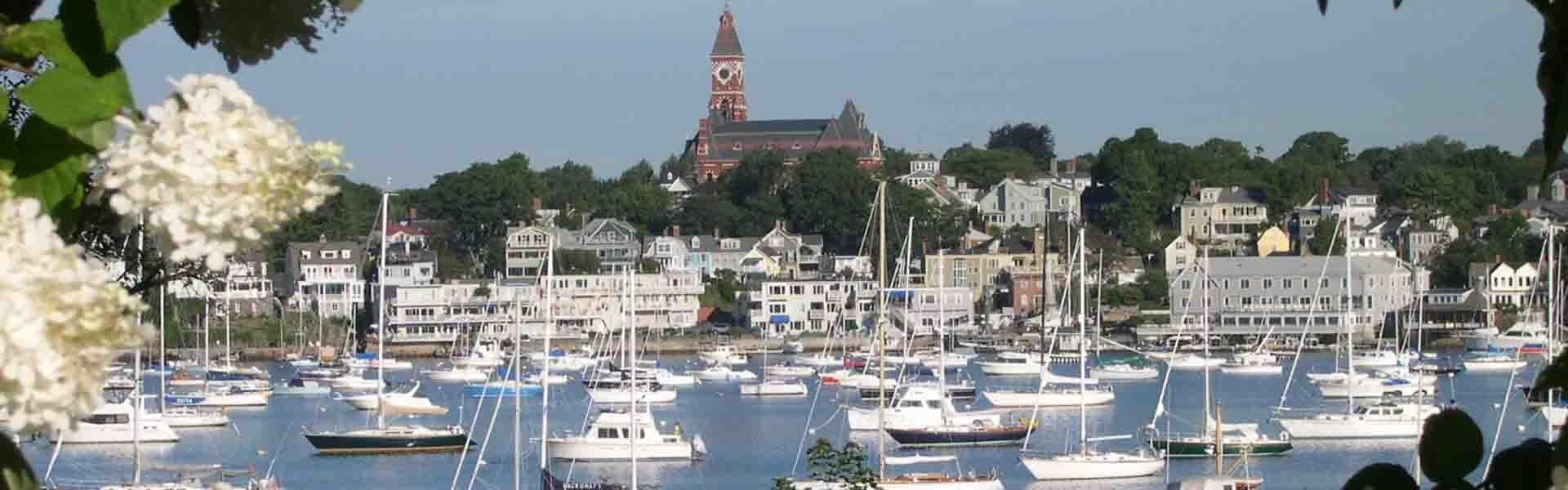 Marblehead High School Massachusetts USA Boston Banner 2019