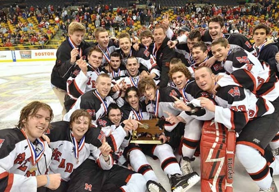 Marblehead High School Massachusetts USA Ice Hockey Gallery 2019
