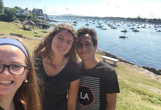 Marblehead High School Massachusetts USA Prom Students 2019