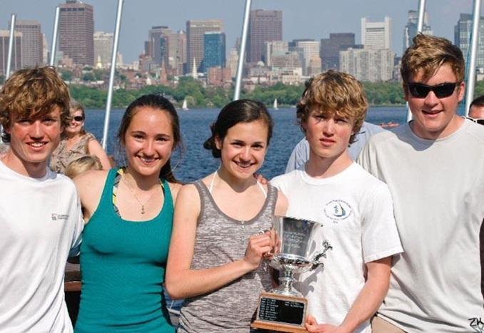 Marblehead High School Massachusetts USA Sailing Thumbnail 2019