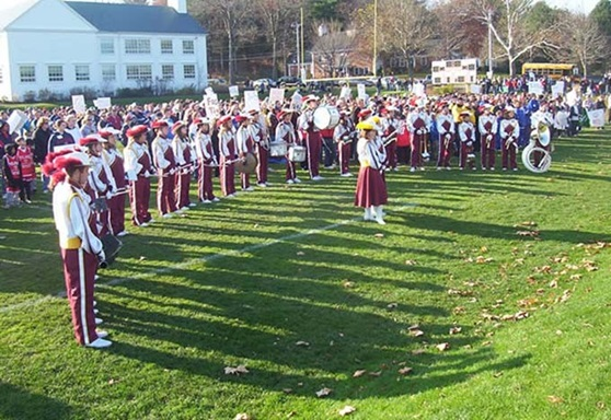 Newburyport High School Massachusetts USA Band Gallery 2019