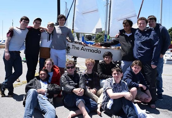 Newburyport High School Massachusetts USA Sailing Gallery 2019