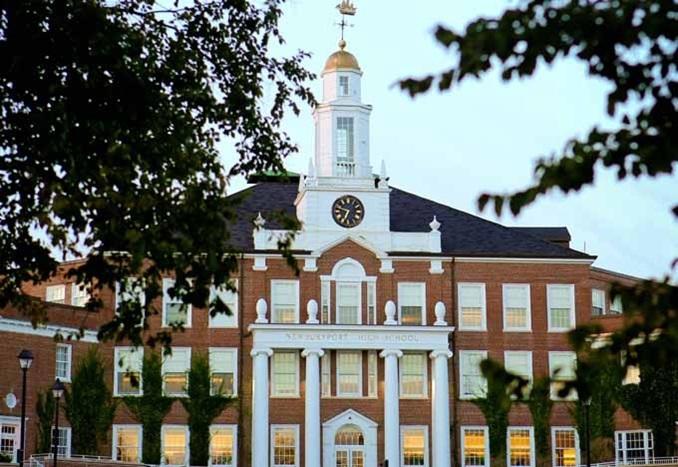 Newburyport High School Massachusetts USA School Thumbnail 2019