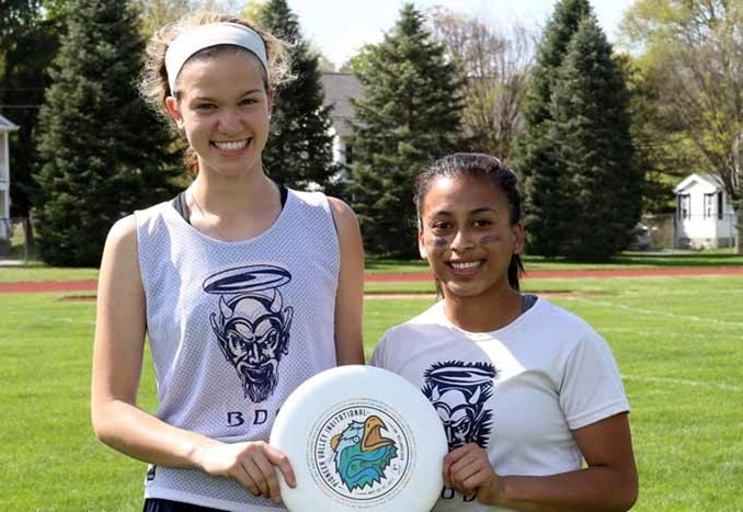 Northampton High School Massachusetts USA Frisbee Thumbnail 2019