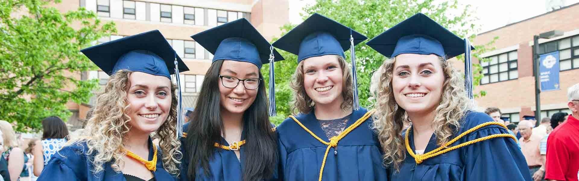 Catholic Central Michigan USA Graduation Banner 2019
