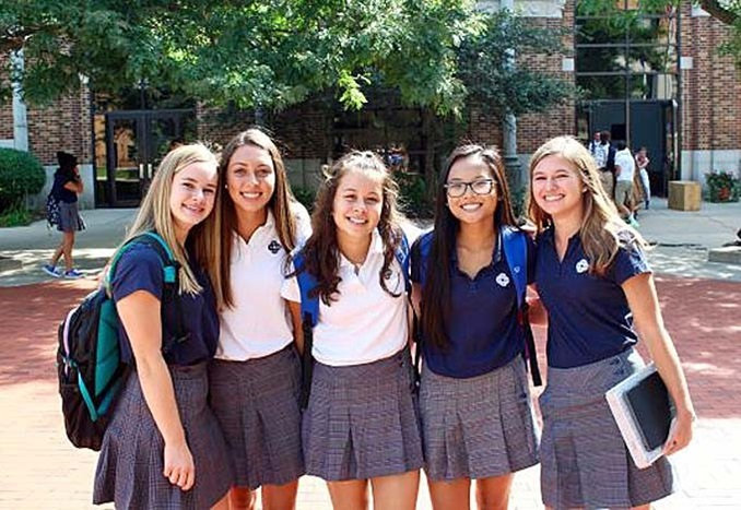 Catholic Central Michigan USA Girls Thumbnail 2019