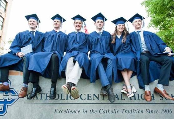 Catholic Central Michigan USA Graduation Gallery 2019