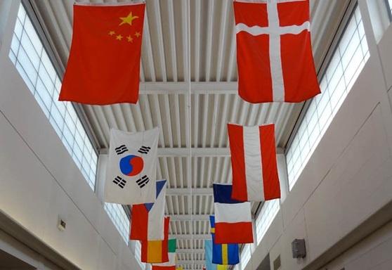 DexterCommunitySchools-HighSchool-Michigan-Flags-Gallery-2019