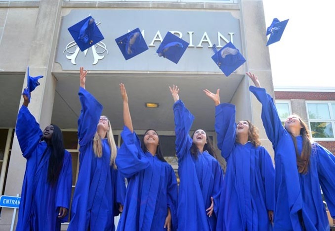 Marian Nebraska USA Graduation Thumbnail 2019