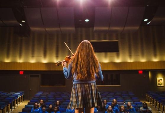 Marian Nebraska USA Violin Gallery 2019