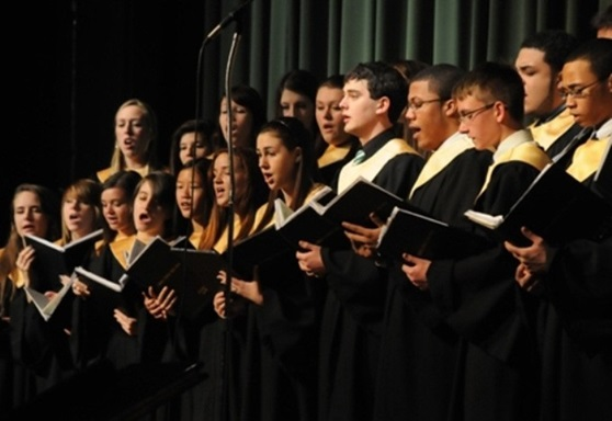 Camden Catholic New Jersey USA Chorus Gallery 2019