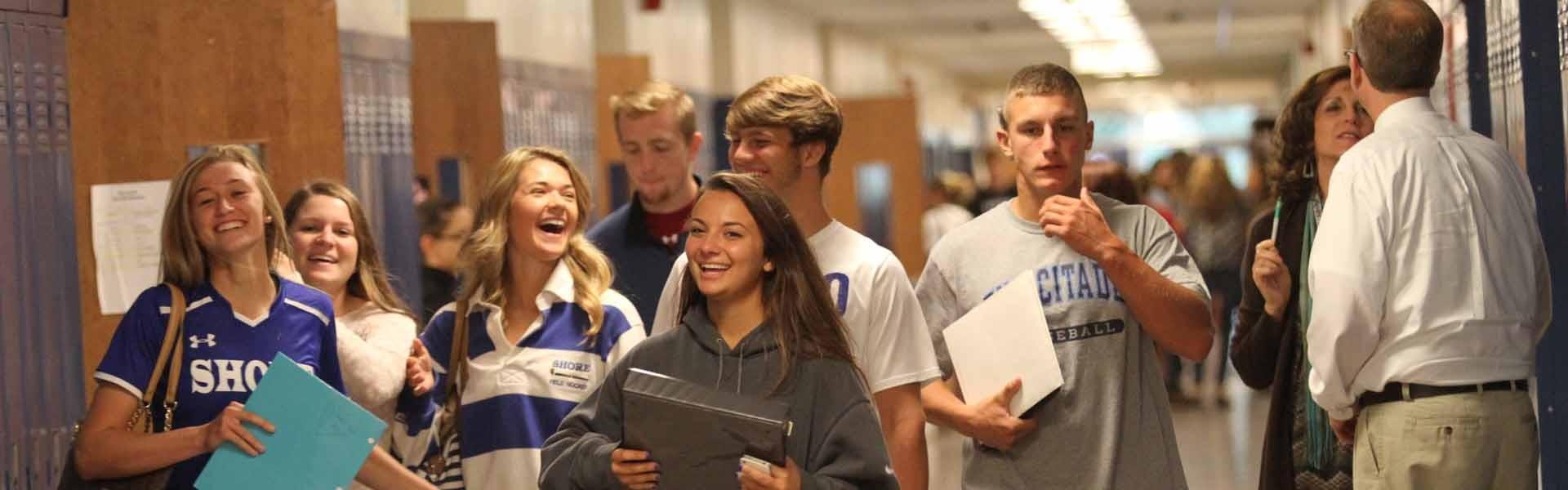 Shore Regional High School New Jersey USA Students 2019