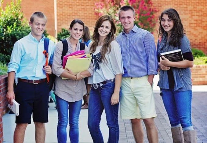 Burlington Christian North Carolina USA Students Thumbnail 2019