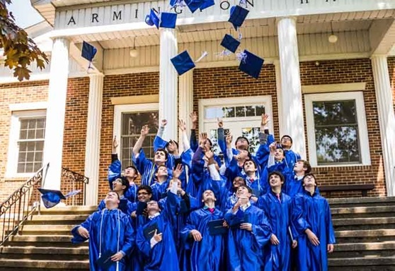 Grand River Ohio USA 2 Graduation Gallery 2019