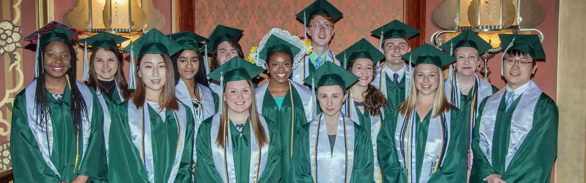 Mercyhurst Pennsylvania USA Graduation2 Banner 2019