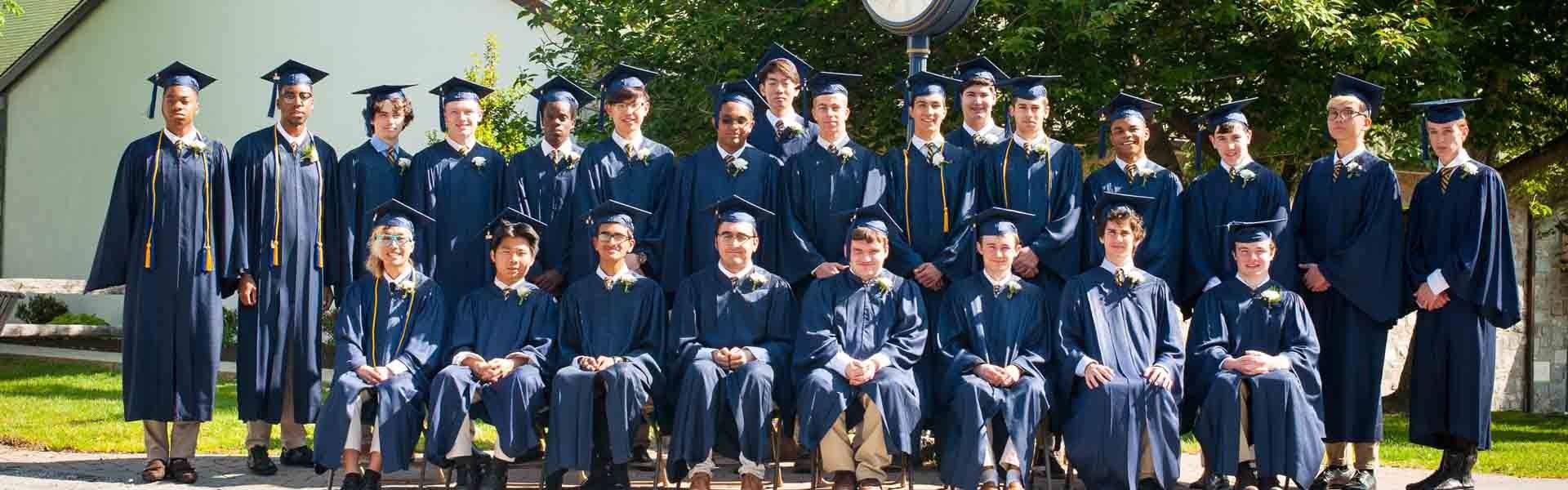 Phelps Pennsylvania USA Graduation Banner 2019