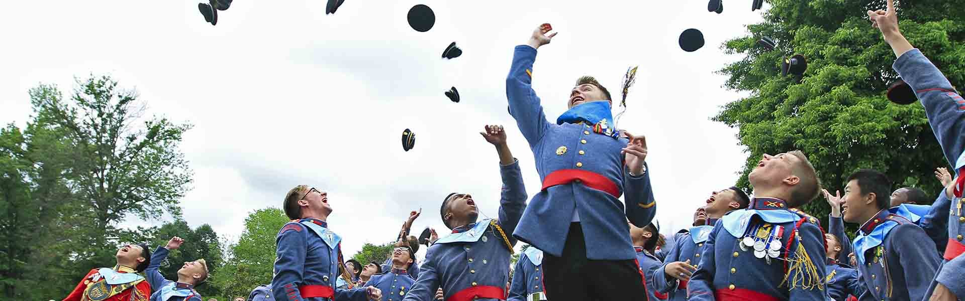 Valley Forge Pennsylvania USA Graduation Banner 2019