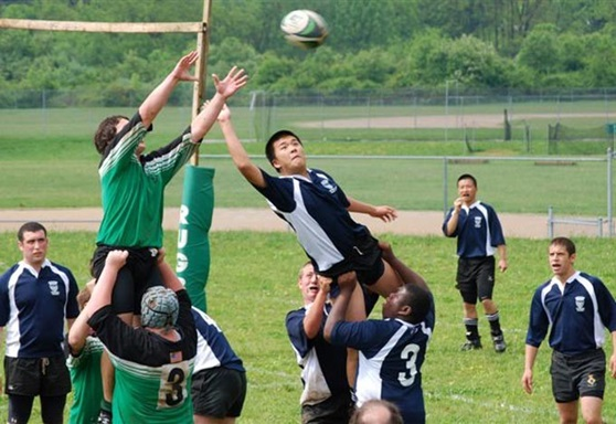 Valley Forge Pennsylvania USA Rugby Gallery 2019