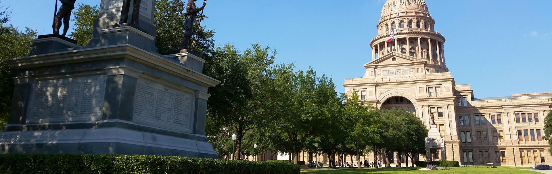 Educatius-St-John-Paul-II-Texas-USA-Stock-Capital-Banner