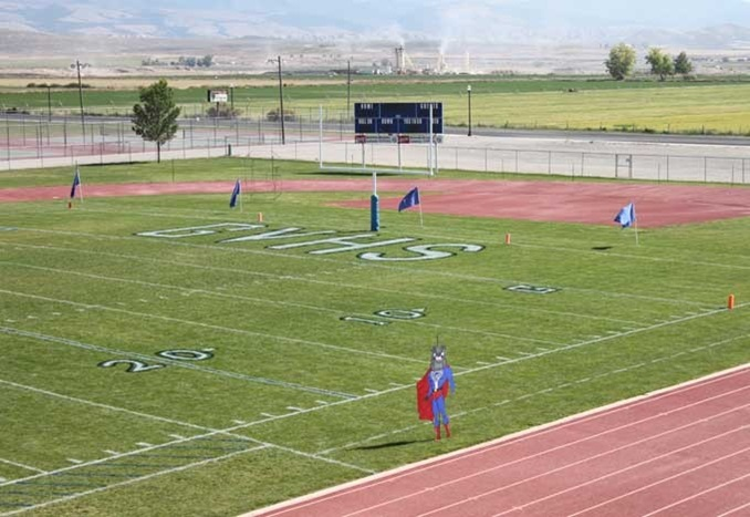 South Sanpete School District Gunnison Valley High School Utah USA Field Thumbnail 2019