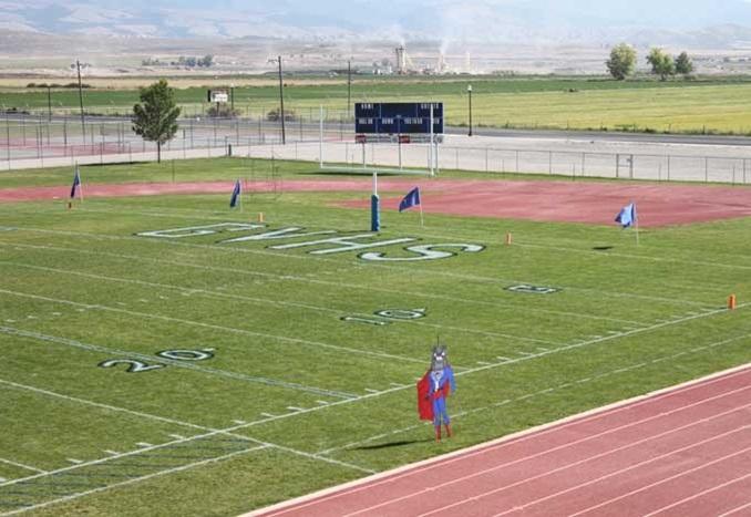 South Sanpete School District Gunnison Valley High School Utah USA Field Thumbnail 2019