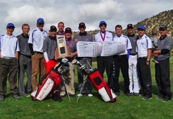 South Sanpete School District Gunnison Valley High School Utah USA Golf Gallery 2019