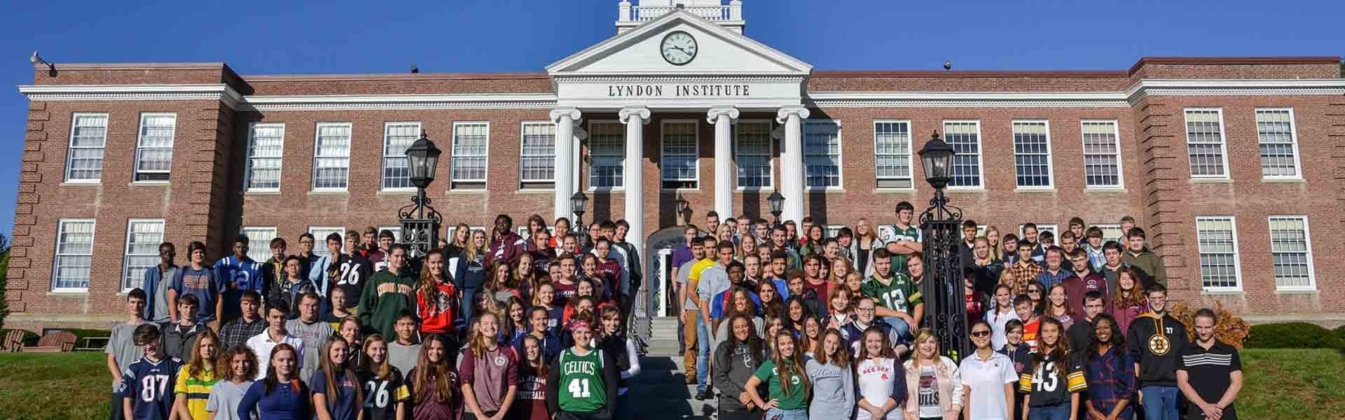 Lyndon Vermont USA Seniors Banner 2019