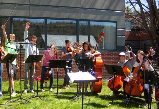 Montpelier High School Vermont USA Band Gallery 2019