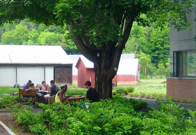 Montpelier High School Vermont USA Yard Thumbnail USA 2019