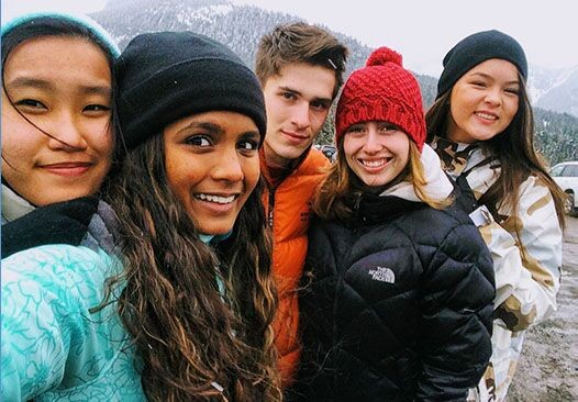 Tacoma School District Washington USA Students